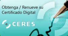 Enlace a Certificado Digital